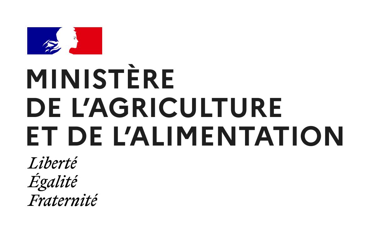 Logo du Ministère de l'Agriculture et de l'Alimentation